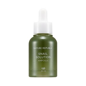 NATURE REPUBLIC Snail Solution Ampoule 30ml