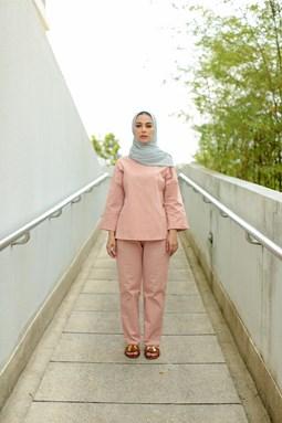 Shilea Set (Flamingo Pink)