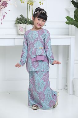 CARLA SKYBLUE ORCHID (KIDS)