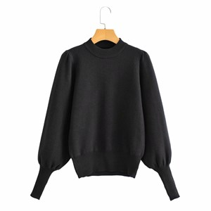 Knit Sweater (Black)