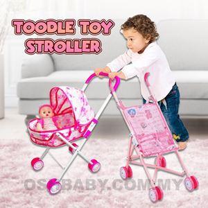 TOODLE TOY STROLLER