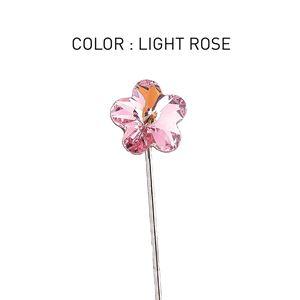 Pin 3D Flower Luxe Light Rose