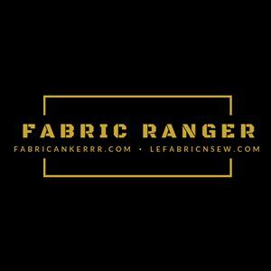 FABRIC RANGER (FREE 3 PCS RIB SPANDEX RANDOM)