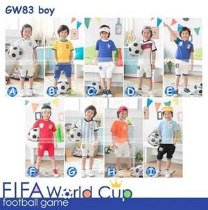 @  GW BATCH 83 [ BOY ]. SPORT SET - DESIGN A, C, E, F. ( SIZE 95 - 140 )
