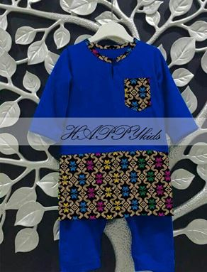 S0552 - PREORDER HAPPYKIDS SONGKET FAMILY - ETA MID-END MAY
