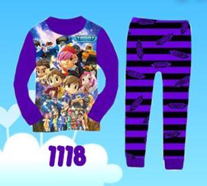 1118 Tobot & StarWars 3D Pyjamas
