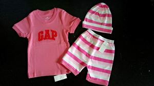 BabyGap 3pcs - Red