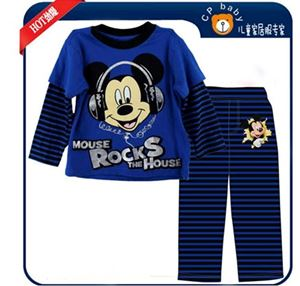 @  CA006 MICKEY BLUE