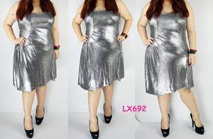 LX692 *  Bust100-120cm