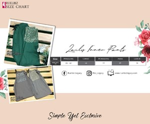 laily inner Pants ( free size )