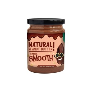Dalucia x Nutasty Premium Peanut Cocoa Butter