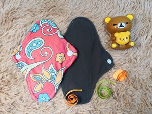 Cloth Pad - Batik (Uplifting) - Size S