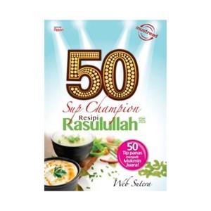 50 SUP CHAMPION RESIPI RASULULLAH
