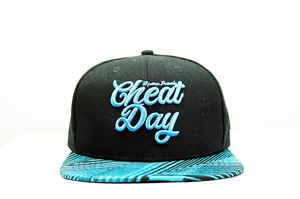 Cheat Day Snapback (Turqoise)