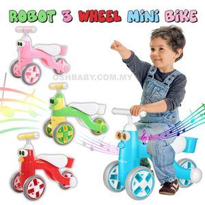 ROBOT 3 WHEEL MINI BIKE