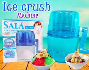 Ice Crush Machine