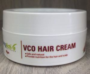 VCO Hair Cream ( EXP DATE OCT 2022)