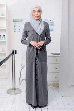 VAXSINA DRESS BLACK