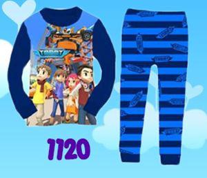 1120 Tobot & StarWars 3D Pyjamas (2T)