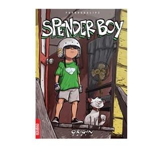 SPENDER BOY: ORIGIN PART 1