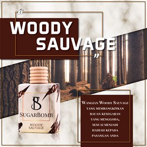 (AF) Woody Sauvage (SugarBomb) (Single)
