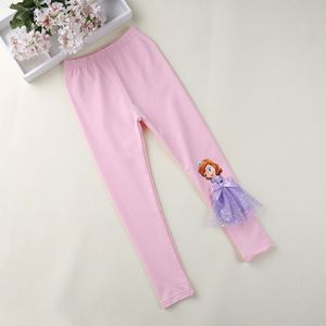 Disney Girl's Sofia the First Leggings