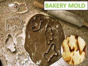 BAKERY MOLD N00890