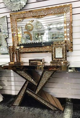 SET CONSOLE TABLE N