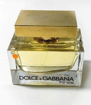 The One Dolce&Gabbana for women 75ml