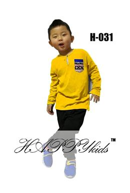 HAPPYkids Harem Set 031 ( YELLOW )