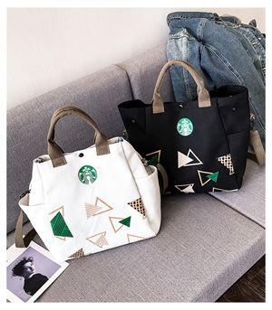 STARBUCKS CANVES BAG