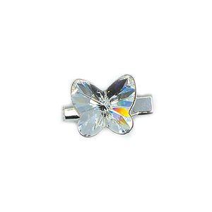 Brooch 3D Butterfly Luxe Crystal