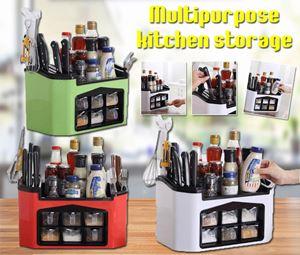 Multipurpose kitchen storage