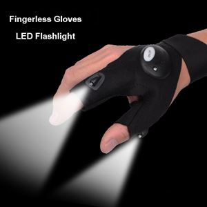 LED GLOVE FLASHLIGHT