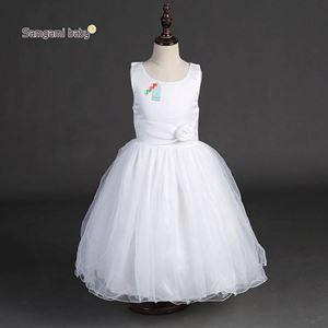 #L078 WHITE DINNER DRESS