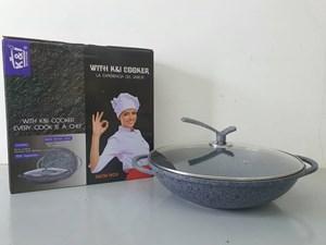 K&I Granite Cookware 36cm (Periuk Batu)