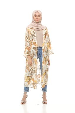 Tanlea Cardigan (Yellow)