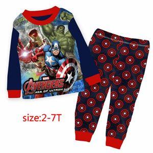 5714 Cuddleme Avengers PYJAMA (2T-7T)