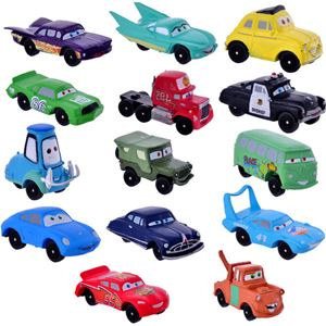 Cars Mini Figure (14pcs)