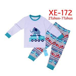 CALUBY XE-172 Kids Pyjama (2-7 tahun)