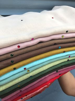 BAWAL COTTON CANDY COLOURFULL