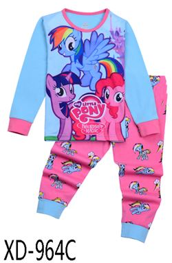 XD-964C 'MY LITTLE PONY' KIDS PYJAMAS