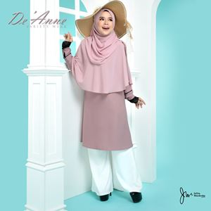 DE'ANNE VARIETY WEAR (EMINATE PINK)