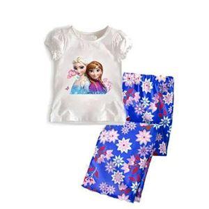 Frozen Pyjama 013