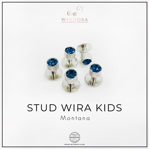 Gentlemen Stud Wira Kids Montana  (5 button)