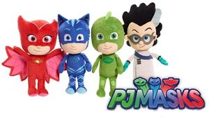 PJ Masks Plush Doll