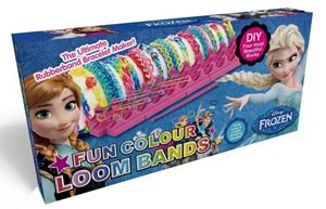 FROZEN LOOM BANDS D.I.Y KIT