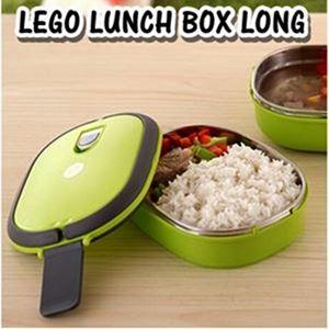 LEGO LUNCH BOX LONG N00456