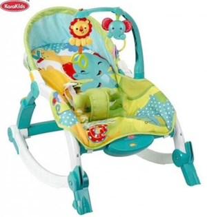 karakids Toddler Vibrating Rocker Chair with Calming Vibrations Rocker