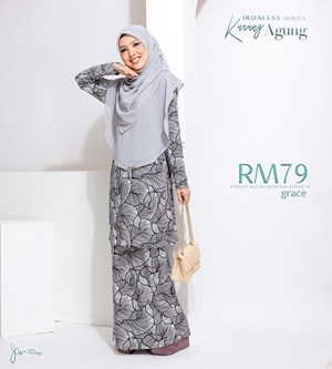 KURUNG AGUNG IRONLESS IN GARCE GRACE